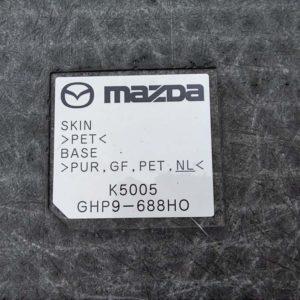 Mazda 6 kombi csomagtér alsó kárpit