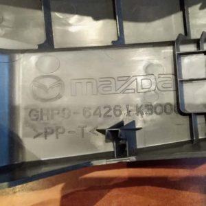 Mazda 6 kombi jobb műszerfal alsó borítás
