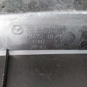 Mazda 6 kombi levélrács – bal