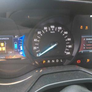Ford Mondeo V 2.0 Hybrid multifunkciós központi kijelző
