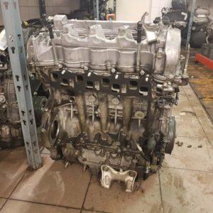 HONDA CR-V III, N22B3 motor, fűzött blokk hengerfejjel