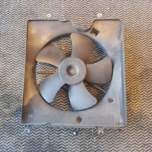 HONDA CR-V III bal oldali vízhűtő ventilátor