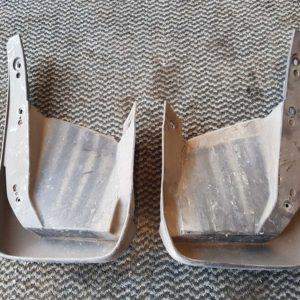 HONDA CR-V III hátsó sárvédőgumi pár