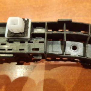 HONDA CR-V III bal hátsó lökhárító tartó