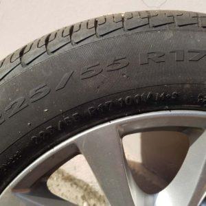 Mazda 6 kombi alufelni garnitúra gumival
