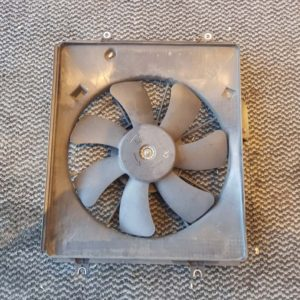 HONDA CR-V III vízhűtő ventilátor