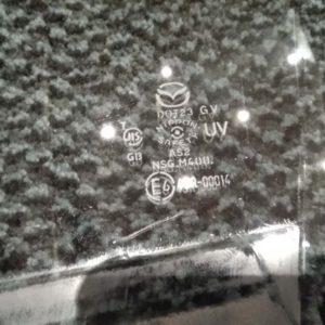 Mazda 6 kombi bal első ajtóüveg