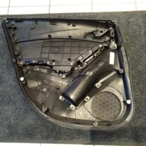 Mazda 6 kombi jobb hátsó ajtókárpit