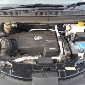 Opel Antara részecskeszűrő