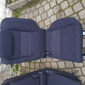 HONDA CR-V III bal hátsó ülés
