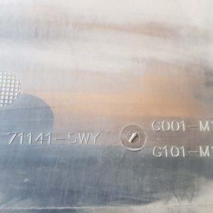 HONDA CR-V III lökhárító alsó takaró