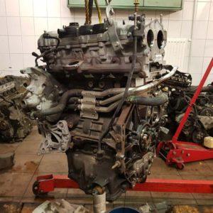 Opel Antara, A22DM motor, fűzött blokk hengerfejjel