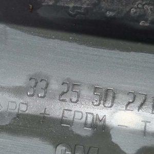 Opel Vectra C jobb küszöb spoiler