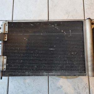 Opel Astra G, Zafira A víz és klímahűtő radiátor