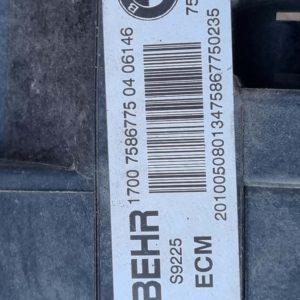BMW X5 (E70) hűtőtartó keret