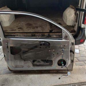 Opel Corsa C bal első ajtó