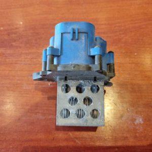 Citroen C4 Picasso előtét ellenállás (hűtőventilátor)