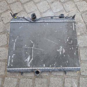 Peugeot 407 vízhűtő radiátor – klímás