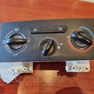 Citroen C4 fűtés / hűtés kapcsoló modul / klíma vezérlő panel