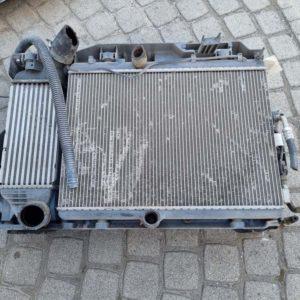 Citroen C5 hűtőszett