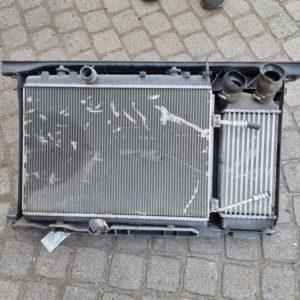 Citroen C4 hűtőszett