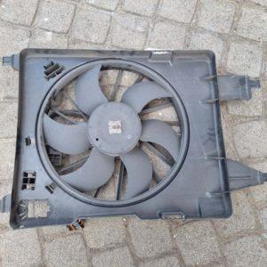 Renault Megane vízhűtő ventilátor