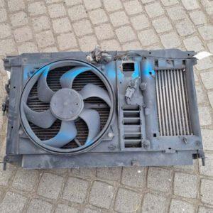 Peugeot 307 hűtőszett