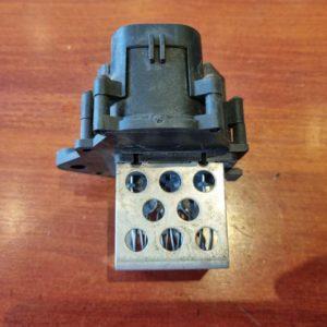 Citroen C4 Grand Picasso előtét ellenállás (hűtőventilátor)