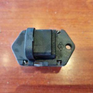 Renault Megane előtét ellenállás (hűtőventilátor)