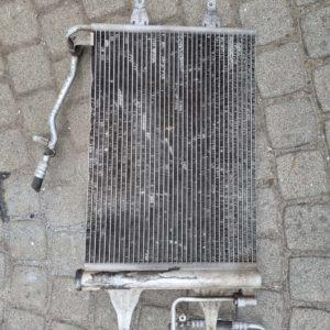 Volkswagen Polo klímahűtő radiátor