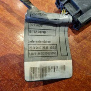 BMW X5 (E70) tolatóradar szenzor első kábel