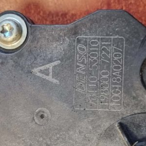 Lexus IS II elektromos gázpedál
