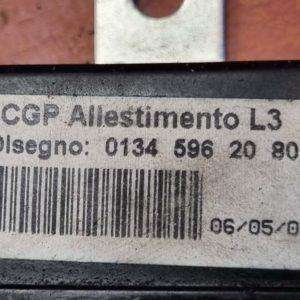 Lancia Delta III központizár vezérlőegység
