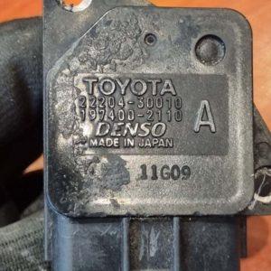 Toyota Avensis légtömegmérő
