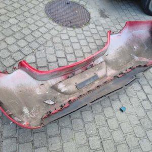 Opel Astra J hátsó lökhárító