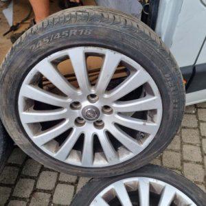 Opel Insignia A alufelni garnitúra gumival