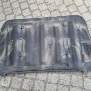 Lexus IS II motorháztető szigetelés