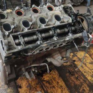 Volvo C30, C70, S40, S80, V50, V70 motor, fűzött blokk hengerfejjel