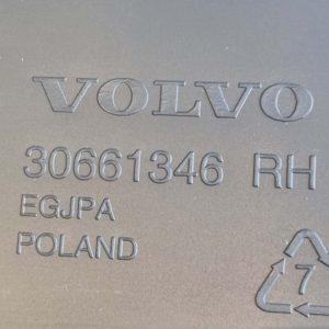 Volvo C30 jobb első ajtókárpit