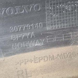 Volvo C30 bal hátsó oldalsó sárvédő díszléc