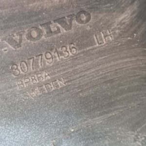 Volvo C30 bal első küszöb spoilervég