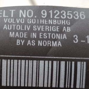 Volvo C30 bal első biztonsági öv feszítővel