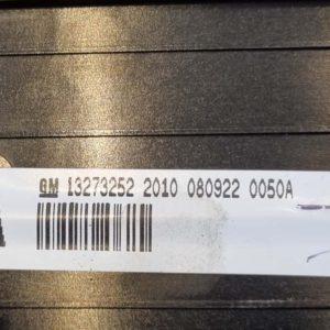 Opel Insignia A autórádió / CD fejegység kezelőpult