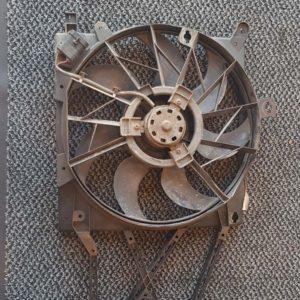 Opel Astra H vízhűtő ventilátor