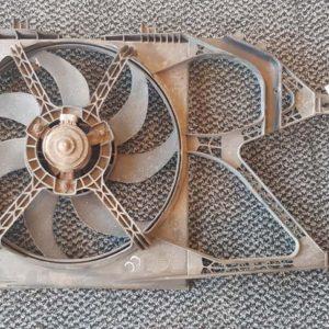 Opel Corsa C vízhűtő ventilátor