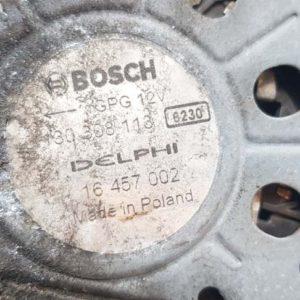 Opel Astra J, Zafira C vízhűtő ventilátor