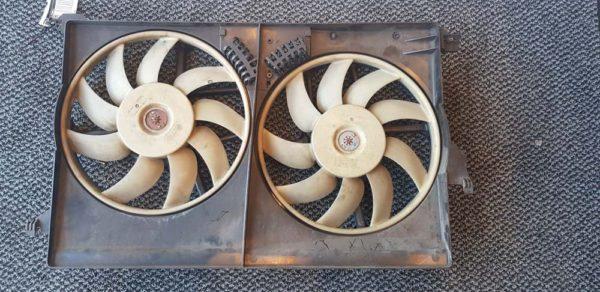 Opel Signum, Vectra C vízhűtő ventilátor