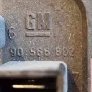 Opel Astra H, Astra G, Zafira B, Zafira A, Omega B előtét ellenállás (hűtőventilátor)