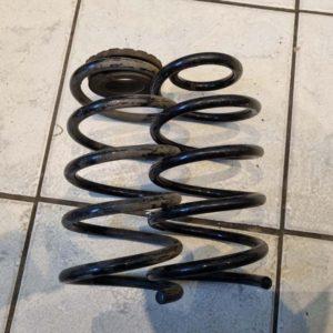 Opel Corsa D hátsó rugópár