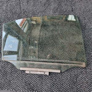 Lexus IS II jobb hátsó ajtóüveg
